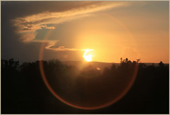 reigate sunset nov 2018 - eye in the sky (pg tips2) Tags: sunset reigate heath rh2 surrey goldenhour sundown