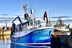 OB38 Rebecca Jeneen - Fraserburgh Harbour - Aberdeenshire Scotland - 13/11/2018 (DanoAberdeen) Tags: danoaberdeen danophotography fraserburghscotland fraserburgh aberdeenscotland aberdeenshire trawlers trawlermen fishingtrawlers scottishtrawlers salmon haddock cod shellfish workboats tug northsea 2018 candid amateur autumn summer winter spring fraserburghharbour fish fishing fishingtown fishingport seafarers maritime whitefish whitefishport creels broch thebroch shipspotting shipspotters fishingboat northeast northeastscotland ship boat harbour lifeatsea shipbuilding marine northseafishing northseatrawlers ob38 rebecca jeneen rebeccajeneen shellfishport pelagic burgh faithlie fishmarket