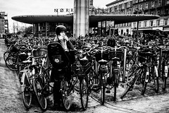 Images on the run... (Sean Bodin images) Tags: streetphotography streetlife seanbodin streetportrait nørreport nørrebro people photojournalism photography reportage copenhagen citylife candid city citypeople denmark documentary delditkbh voreskbh visitdenmark visitcopenhagen visualculture cykler bicycle bike