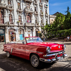 IMG_5985-3 (aprilpix) Tags: architecture building cityscape classiccar cuba cubaroadtrip ford havana oldtown streetscene urban