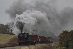 J27 65894 (feroequineologist) Tags: j27 lner 65894 nymr railway train steam northyorkshiremoorsrailway