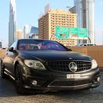 Snake Mercedes-Benz CL 63 AMG C216 thumbnail