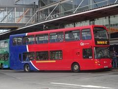 Go North East 6168 / YN56 FFH (TEN6083) Tags: gateshead metrocentre metrocentrebusstation omnidekka eastlancs n94ud scania yn56ffh 6168 gonortheast nebuses bus