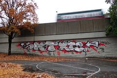 spot xtc (Luna Park) Tags: ny nyc newyork graffiti lunapark brooklyn spot xtc kms