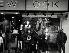 Ew Look (Bury Gardener) Tags: bw blackandwhite monochrome mono 2018 england eastanglia uk britain burystedmunds suffolk streetphotography street streetcandids snaps strangers candid candids people peoplewatching folks arc thearc