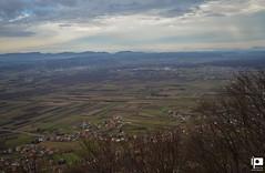 Viewpoint (Ivica Pavičić) Tags: medvednica mountain view hrvatsko zagorje landscape kameni svati viewpoint croatia sky horizon arable land rural