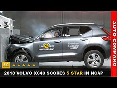 Just Launched Volvo XC40 Gets 5 Star Rating | Becomes Safest SUV In The World (techinfo007) Tags: 2018 2020 750cc chr ciaz city compact enfield honda kia launched nexon picanto polo rating royal safest star stonic suv tata tiago tigor vento verna volkswagen volvo world wrv xc40