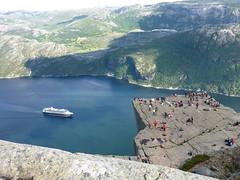 Norway.Preikestolen