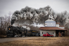 1225 Carland, MI 01122019 (johnfry01) Tags: 1225 steamengine vintage