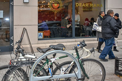 East Harlem, New York (Quench Your Eyes) Tags: dearmamacoffee eastharlem elbarrio ny spanishharlem buylocal buylocaleastharlem cafe coffee explorebybike explorenyc harlem manhattan newyork newyorkcity nyc smallbusiness uppermanhattan smallbusinesssaturday eastharlembuylocal