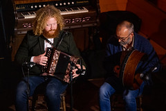Voices of the Naomhóg Encore - Iona - 10/11/18 - photo: Corey Katz [2018-530]