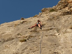 Klettern auf Kalmnos (carinalatz) Tags: klettern kalymnos griechenland fels rockclimbing europa greece outdoor escalad escalada