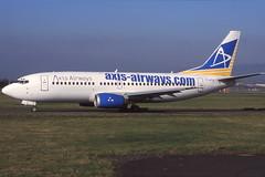 F-GFUI Glasgow 17-10-2003 (Plane Buddy) Tags: fgfui boeing 737 axis glasgow gla