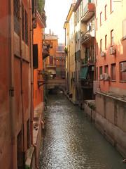 """Bolognas """"kleines Venedig"""" (Waldrebe) Tags: bologna emiliaromagna"""