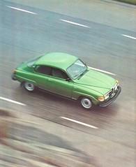 SAAB 96 (Hugo-90) Tags: saab 96 ads advertising brochure auto automobile 1979