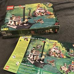 Debilitating Nostalgia! (Tim Lydy) Tags: lego johnny thunder adventurers river expedition set nostalgia