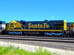 BNSF 5194 (rkilpatrick) Tags: santafe santaferailroad bnsfrailway bnsf alliance nebraska