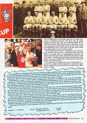 Liverpool vs Blackburn Rovers - 1991 - Page 23 (The Sky Strikers) Tags: liverpool blackburn rovers fa cup road to wembley the anfield review one pound