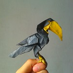 Origami Toucan / Tucan thumbnail