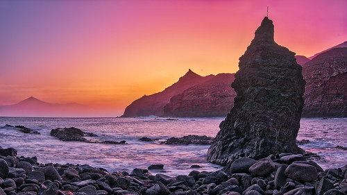 Sunrise @ Playa de Caleta II