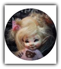 Jozee (Jonquil O) Tags: pupu realpuki fairyland bjd fairy tiny