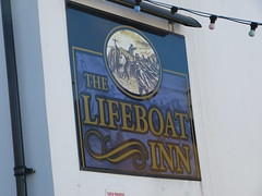 Pub Sign - The Lifeboat Inn, Senhouse Street, Maryport 180923 (maljoe) Tags: maryport pubsign pubsigns inn inns pub pubs tavern taverns publichouse