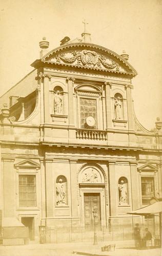 Église Sainte-Élisabeth-de-Hongrie de Paris