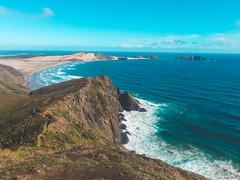 Cape Reinga (Pedro Freithas) Tags: cape reinga north new zealand coast coastal water