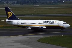 EI-CJG (Ryanair) (Steelhead 2010) Tags: ryanair boeing b737 b737200 dus eireg eicjg