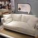 北欧テイストの柄がおしゃれなイケアのソファの写真