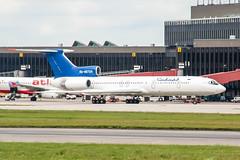 RA-85724 (PlanePixNase) Tags: hannover eddv haj aircraft airport planespotting langenhagen sibir tupolev tu154 t154