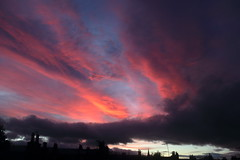 Sunset Clouds,Aberdeen_Jan 19_503 (Alan Longmuir.) Tags: grampian aberdeen misc sky sunset sunsetclouds