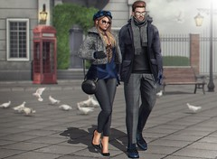 Walk through the park (Anuska L.) Tags: love loveisintheair lovehistory park cloudyday london toksik nomad moncada exile coco milkmotion blueberry ddl gos gizseorn ascend versov blankline hevo kokoia genus belleza fashionblog fashionvictims feeltherush fashionstyle fashionista unisex urbanstyle classic 3d 3dgirls 3design 3dpeople 3dfashion digital digitalart digitalphotography digitalfashion dreams stealthic collabor88 fameshed access uber