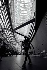 Tokyo sketch 31 (sakamichi-66) Tags: japan tokyo xf1024mmf4 fujifilm xt2 blackandwhite monochrome mono happyplanet asiafavorites