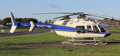Bell 407 N120HH Lee on Solent Airfield 2019 (SupaSmokey) Tags: bell 407 n120hh lee solent airfield 2019