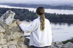 0R4A3403 (andre.pugachev) Tags: лето август кама река девушки луга елабуга камни крепость вечер городище