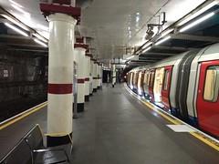 Aldgate Station (snaprails) Tags: london railways underground
