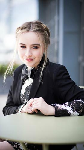 Sabrina Carpenter fan photo