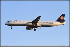 AIRBUS A321 231 Lufthansa D-AIRR 0567 Frankfurt septembre 2018 (paulschaller67) Tags: airbus a321 231 lufthansa dairr 0567 frankfurt septembre 2018