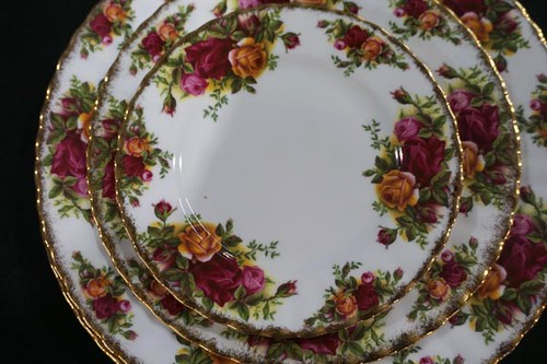Royal Albert  Old Country Rose Dinnerware Set ($448.00)