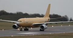 Airbus A330-243MRTT MRTT051/EC-334 (to be RoKAF 19-002), arrival CBG (robertetienne) Tags: airbus a330 mrtt cambridgeairport ec334 19002 rokaf aircraft airplanes jets military aviation