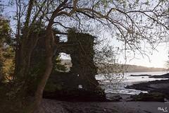 Ruinas de un Molino en el mar...!!! (Camelia-5) Tags: mar molino ria coruña