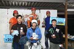 20181104_NTCCC_Podium_055 (htskg) Tags: 2018 20181104 challengecup round6 challengecupround6 karting race podium 新東京サーキット チャレンジカップ 表彰式