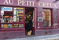 Streets of Montmartre / Улицы Монмартра (dmilokt) Tags: город city town пейзаж landscape улица street dmilokt