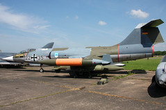 2235 (GH@BHD) Tags: 2235 lockheed mbb f104 f104g starfighter luftwaffe germanairforce westgermanairforce coldwarjetsmuseum bruntingthorpeairfield bruntingthorpe fighter strikeaircraft aircraft aviation military