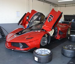 FERRARI FXX K - 2014 (SASSAchris) Tags: ferrari fxx fxxk voiture v12 italienne hypercar hybride enzo maranello castellet circuit cavallino ricard rampante days laferrari
