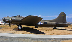 Douglas B 17G Flying Fortress n° 22616 (Aero.passion DBC-1) Tags: march field museum riverside ca usa usaf dbc1 david biscove aeropassion avion aircraft aviation plane airmuseum douglas b17 flying fortress n° 22616 boeing