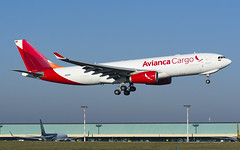TPA_AviancaCargo_A33F_N332QT_BRU_NO2018 (Yannick VP - thank you for 1Mio views supporters!!) Tags: civil commercial cargo freight transport aircraft airplane aerplane jet jetliner airliner tampacargo avianca colombia airlines airbus a330 330200 a332 f freighter n332qt tpa tpa4047 brussels airport bru ebbr belgium be europe eu november 2018 aviation photography planespotting airplanespotting airside approach landing finals runway rwy 07l