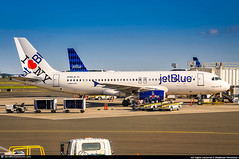 [BOS.2013] #JelBlue #B6 #Airbus #A320 #N586JB #I.Love.NYC #awp (CHRISTELER / AeroWorldpictures Team) Tags: jetblue airways usa airbus a320232 cn 2160 iae v2527a5 reg n586jb pax y150 named i♥newyork painted ilovenyc special colours history aircraft first flight test fwwin built site toulouse lfbo france delivered jetblueairways b6 jbu blueflightspecial a320 plane aircrafts airplane avion planespottng gate apron boston bos kbos ma nyc ny livery nikon d300s nikkor 18135 aeroworldpictures lightroom raw awp chr 2013