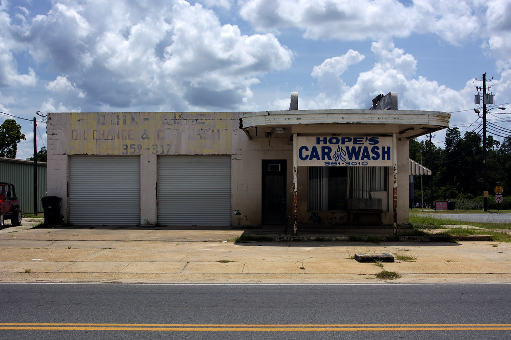 Heritage Car Wash: The World's Best Photos Of Car And Wash
